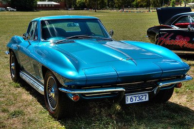 Car Show Queanbeyan Australia - Stingray