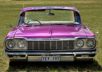 Car Show Queanbeyan Australia - Chevrolet