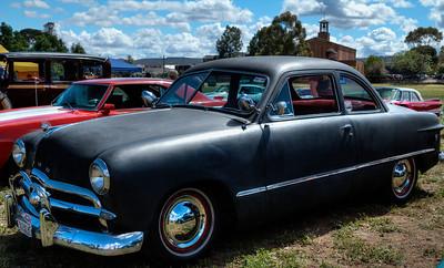 Car Show Queanbeyan Australia - Ford