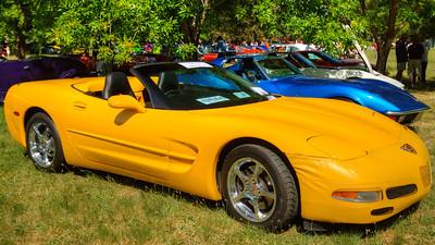 John Knight Park Car show