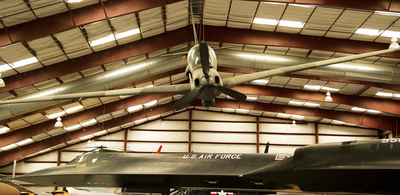 Stealth Lockheed SR-71A Blackbird
