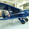 Beechcraft D17A Travler, General Aviation Aircraft Military Transport, Model 17 prototype Nov 4, 1932