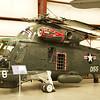 Kaman SH-2F Seasprite helicopter