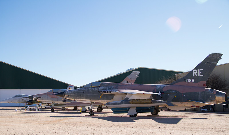 "Republic F-105D Thunderchief ""Big Sal"""