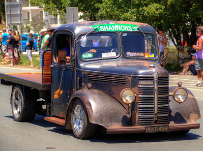 Summernats 25 - Shannon's City Cruise - 3 January 2013, Canberra Australia