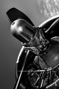 Engine detail | Aluminum Overcast | 2012 | Image- AO-03