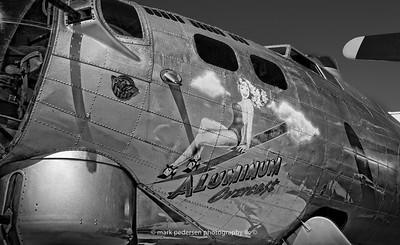 Nose art | Aluminum Overcast | 2012 | Image- AO_01_vw
