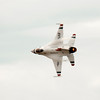 Not a good shot -- too far away but posted to show the vapor effects from the high-g turn...
