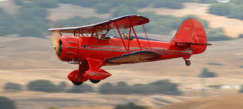 Petaluma Waco Fly-in 2008.