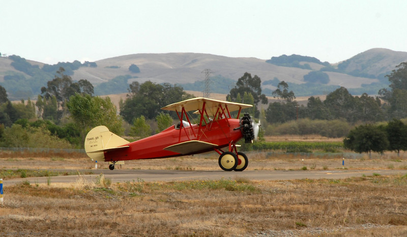 Petaluma Waco Fly-in 2008.