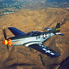 Not bad, not bad -- sort of looks like vintage color WWII film... somewhere there's a nice photo of me from this day sitting in the cockpit of Wee Willy II.