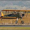 Got cash? Then you and your significant other can cozy up in the front seat of this Stearman and tour the wine country by air for as long as you can afford, courtesy of the Vintage Aircraft Company at the Schellville airport in Sonoma, CA. Another Stearman, and T-6 are also available for rides -- extra dough gets you stomach-churning aerobatics.