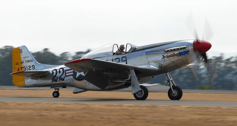 "P-51D ""Merlin's Magic"""
