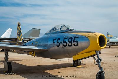 F-84C Thunderjet