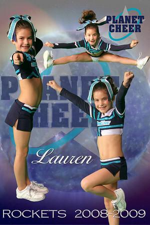 Planet Cheer 2008-2009 Season