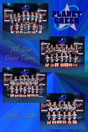 Planet Cheer 2009-2010 Season