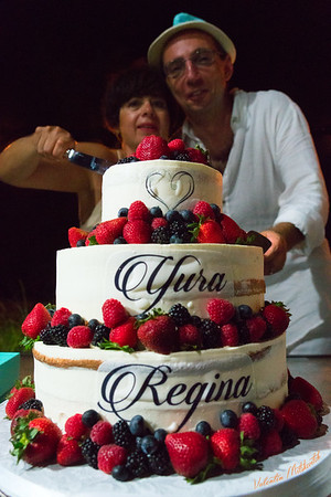 REGINA & YURA WEDDING