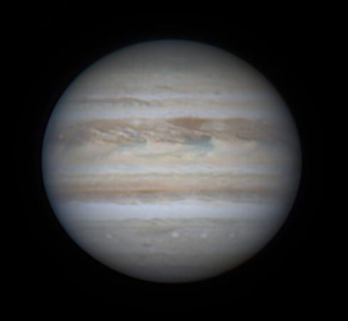 Jupiter June 25, 2020