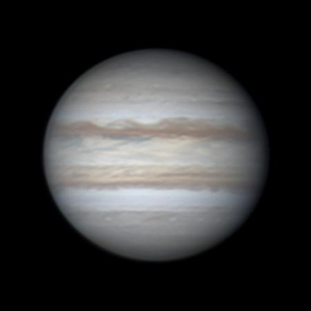 Jupiter April 26, 2020
