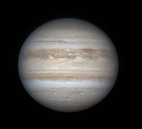 Jupiter June 30, 2020