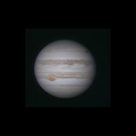 Jupiter April 17, 2020