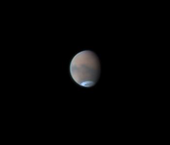 Mars June 19, 2020