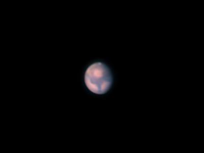 Mars December 28, 2018