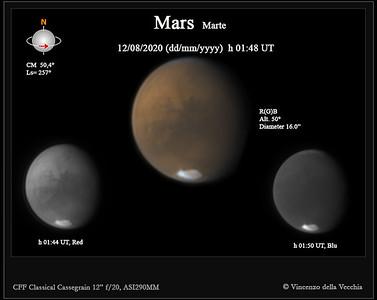 Mars (Aug 12, 2020)