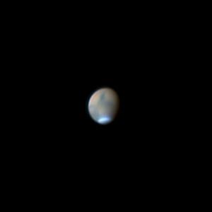 Mars May 9, 2020