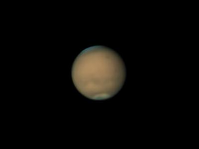 Mars July 18, 2018