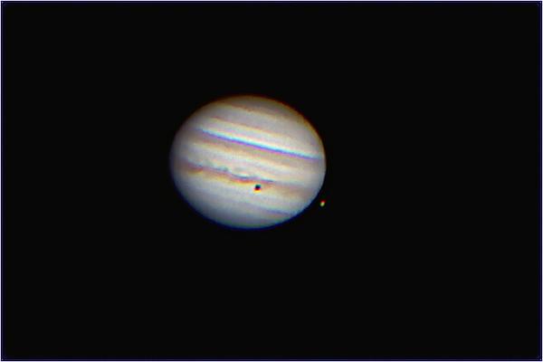 Jupiter July 2018