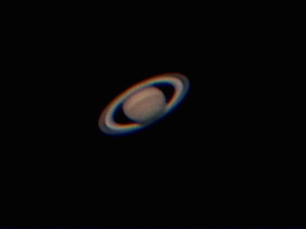 Saturn- Summer 2016