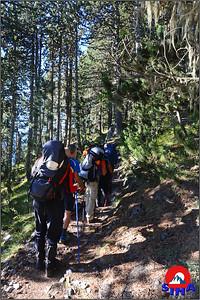Utabanim planinarskom staza