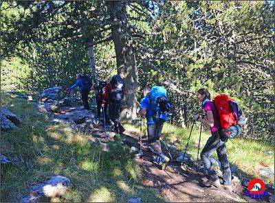 Planinare vodi Vlada Matković iz Pobede