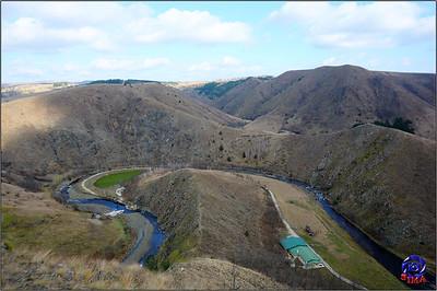 Na velikom meandru reke Kamenice hotel Orlovo gnezdo
