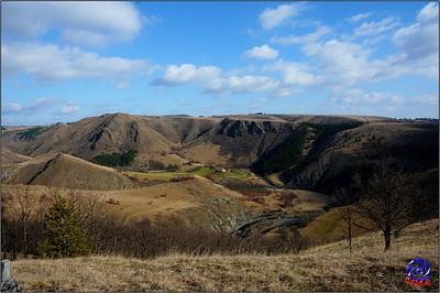 U dolini reka Kamenica i seosko domaćinstvo