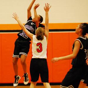 Plank 8th grade girls Basketball 041