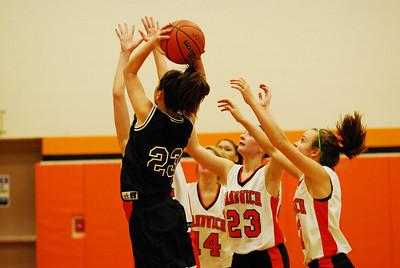 Plank 8th grade girls Basketball 038