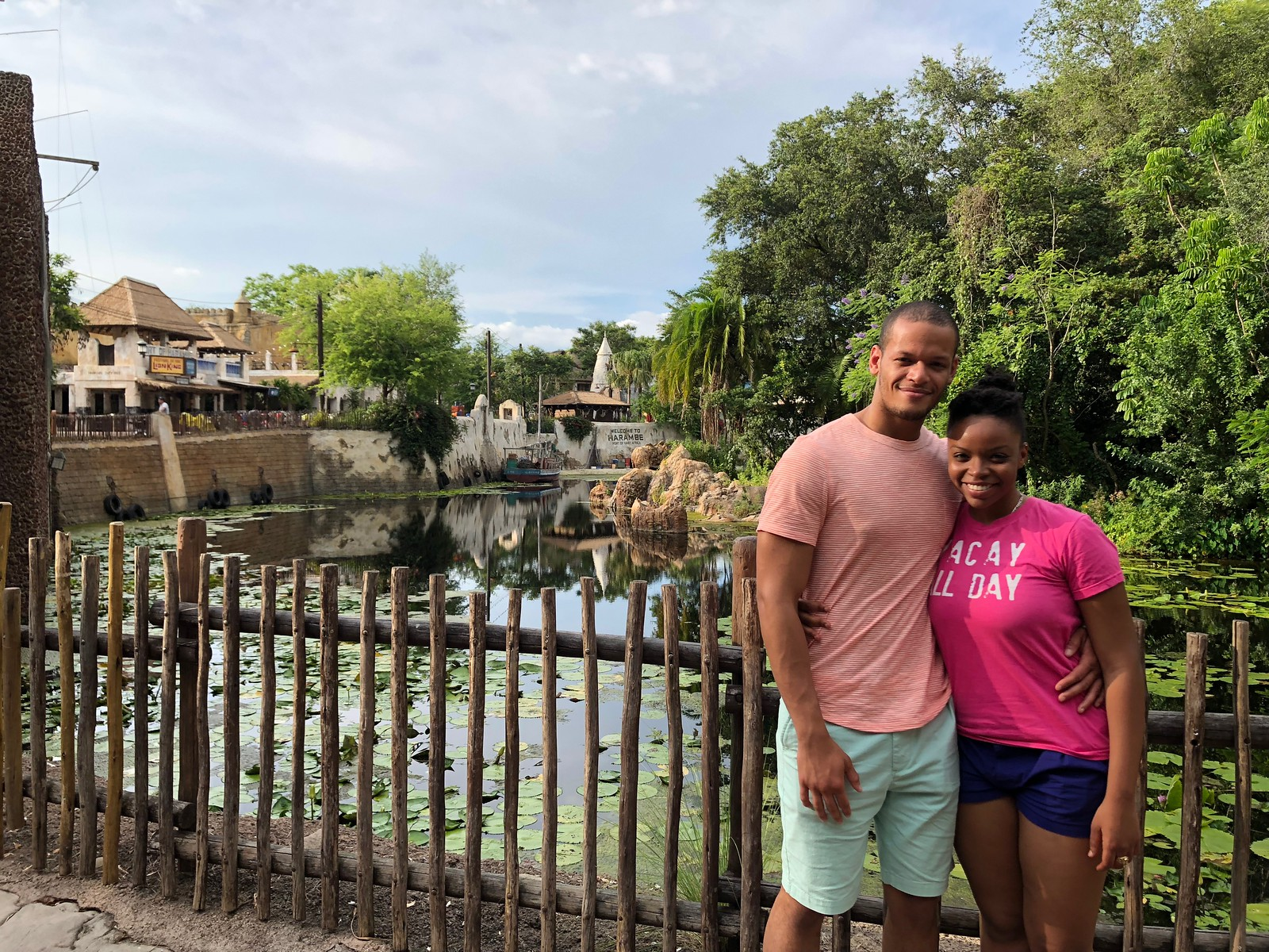 Danielle Desir in Disney World. How to plan a trip.
