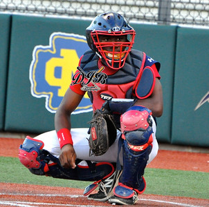 Catcher No 27 Alerick Soularie