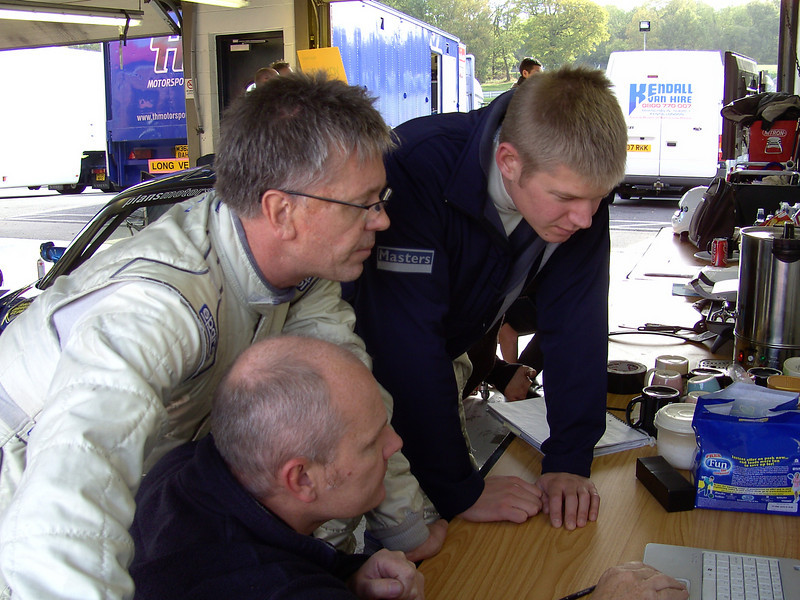 Driver Coaching, Brands Hatch