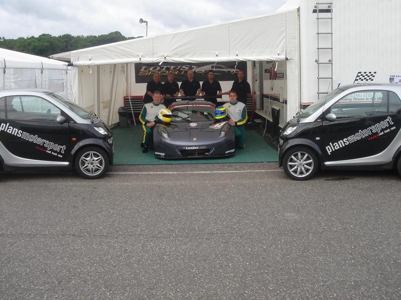 British GT, Brands Hatch
