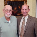Ralph Archer and keynote speaker Richie Steffen.