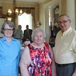 Leslie Pancratz, Jean and Gary Steffen.