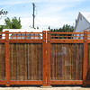 2 Bamboo Fence