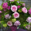Rose<br /> David Austin Rose Bouquet