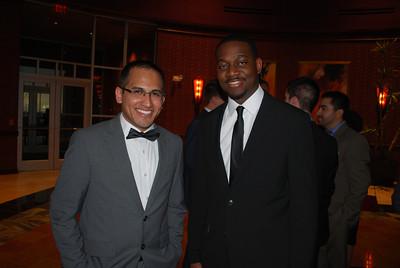 Raul Najera and Jason Adams