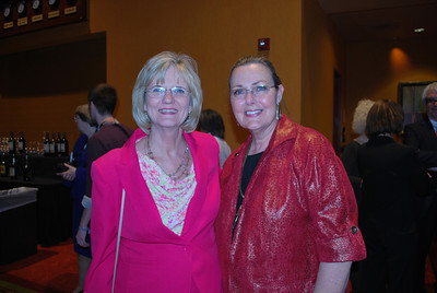 Becky Paneitz and Deb Short