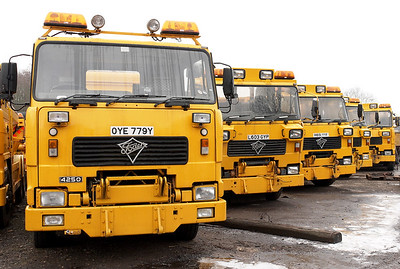 Where the Foden gritters went to die.