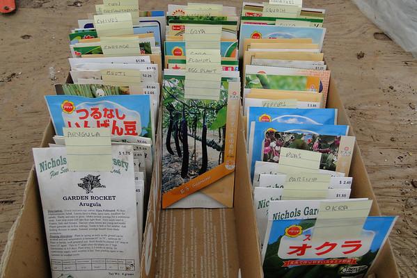 2012 - The Vegetable Garden